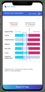 Mobile Measurements - Patient Risk Assessment