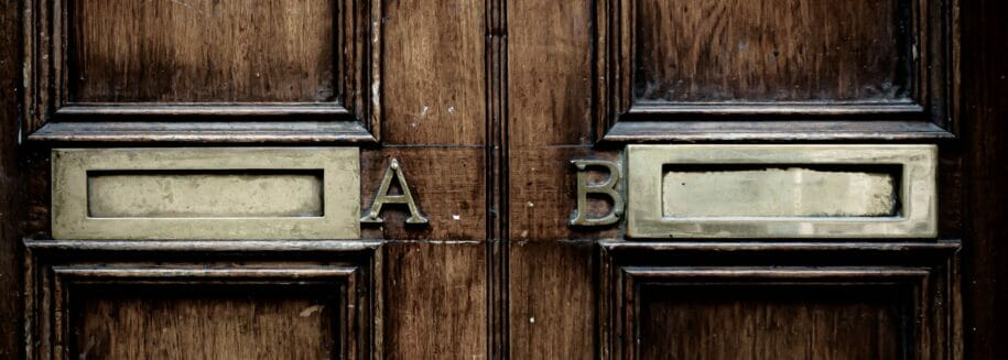 A and B Doors
